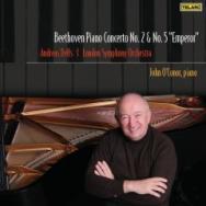 Beethoven Piano Concertos No2 No5 Emperor