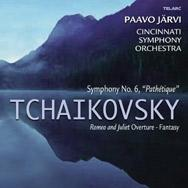 Tchaikovsky Symphony No 6 Pathetique Romeo and Jul