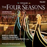 Vivaldi The Four Seasons Geminiani Concerto Grosso MP3 80698 25