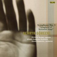 Gorecki Symphony No 3 Symphony of Sorrowful Songs