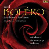 Bolero Music of Ravel Borodin and Bizet