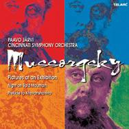 Mussorgsky Pictures at an Exhibition Night on Bald