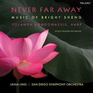 Never Far Away Music of Bright Sheng