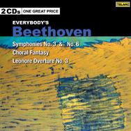 Everybodys Beethoven Symphonies 3 and 6 Choral Fan