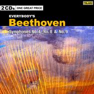 Everybodys Beethoven Symphonies 4 8 and 9