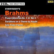Everybodys Brahms Piano Concertos 1 and 2 Haydn Va