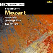 Everybodys Mozart Highlights from The Magic Flute