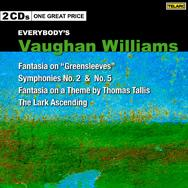 Everybodys Vaughan Williams Tallis Fantasy Lark As