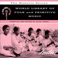 World Library of Folk and Primitive Music V 7 Indi