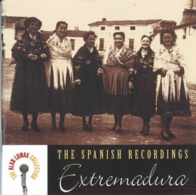 The Spanish Recordings Extremadura