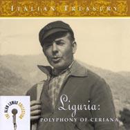 Italian Treasury Liguria Polyphony of Ceriana