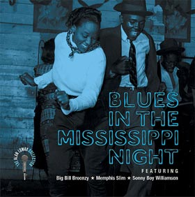 Blues in the Mississippi Night featuring Big Bill