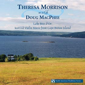 Lake Bras dOr Scottish Violin Music from Cape Bret
