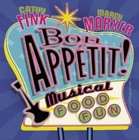 Bon Apptit Musical Food Fun