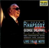 I Hear A Rhapsody Live At The Blue Note
