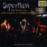 SuperBass Recorded Live At Scullers