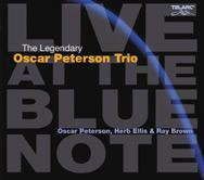 The Legendary Oscar Peterson Trio Live at the Blue