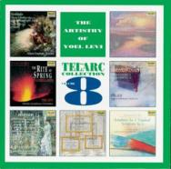 The Telarc Collection Volume 8 The Artistry of Yoe