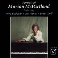 Portrait Of Marian McPartland