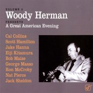 Woody Herman Presents A Great American Evening Vol