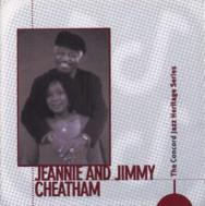 "Featured recording ""Jeannie and Jimmy Cheatham   Concord Jazz Heritage Series"""