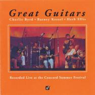 Great Guitars Recorded Live At The Concord Summer