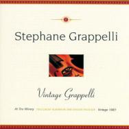 Vintage Grappelli MP3