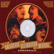 Chronicle 20 Greatest Hits 24 Karat Gold Cd