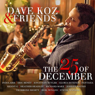 Dave-Koz-Friends-The-25th-Of-December