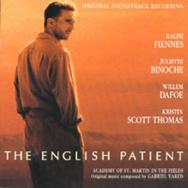 The English Patient Original Motion Picture Soundt