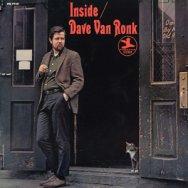 Inside Dave Van Ronk LP FL 14025