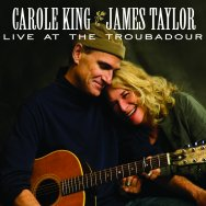 "Featured recording ""Live at the Troubadour (with Carole King)"""