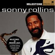 Milestone Profiles Sonny Rollins MP3
