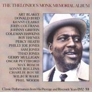The Thelonious Monk Memorial Album