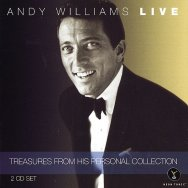 Andy Williams Live Treasures From His Personal Col