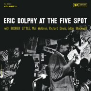 At The Five Spot Vol 1 LP OJC 133