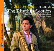 Art Pepper Meets The Rhythm Section Original Jazz