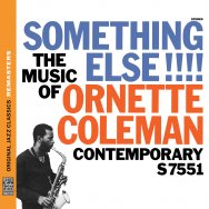 Something Else The Music of Ornette Coleman Origin