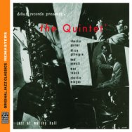 The Quintet Jazz At Massey Hall Original Jazz Clas