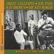 Dizzys Big 4 Original Jazz Classics Remasters