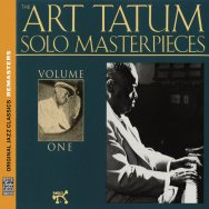 The Art Tatum Solo Masterpieces Vol 1 Original Jaz
