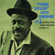 The Eddie Lockjaw Davis Cookbook Vol 1 LP OJC 652