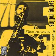 Sonny Rollins With The Modern Jazz Quartet OJCCD 011 2