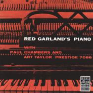 Red Garlands Piano OJCCD 073 2