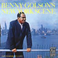 Benny Golsons New York Scene