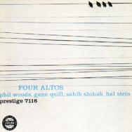 Four Altos MP3