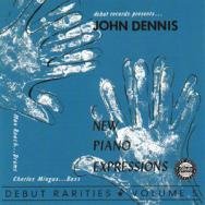 Debut Rarities Vol 5 New Piano Expressions