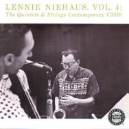 Lennie Niehaus Vol 4 The Quintets Strings