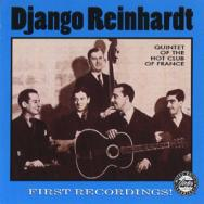 Quintet-Of-The-Hot-Club-Of-France-First-Recordings