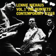 Lennie Niehaus Vol1 The Quintets